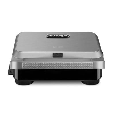 Livenza Compact All Day 50 sq. in. Stainless Steel Indoor Grill