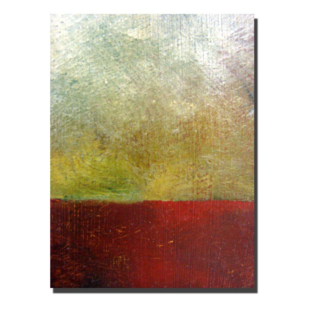 null 35 in. x 47 in. Earth Study I Canvas Art