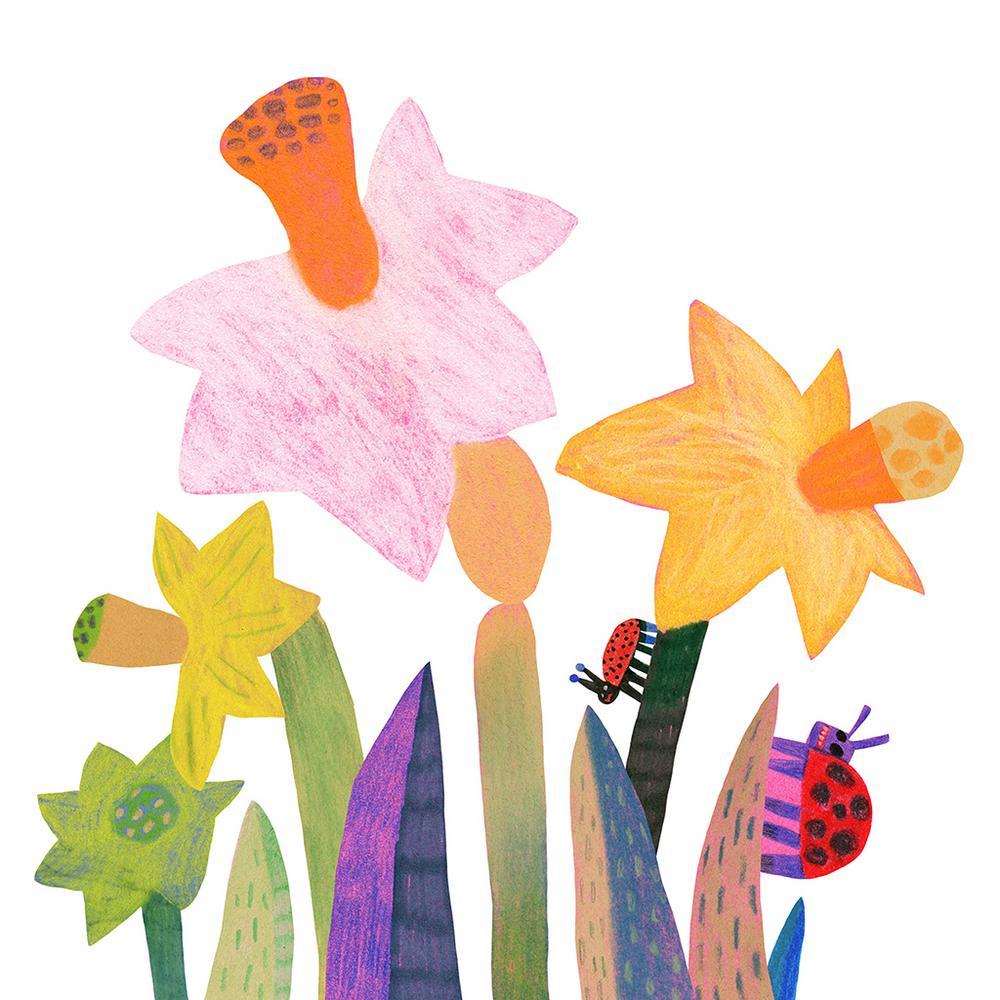 Daffodils Bulbs Gardening with Childeren Mixture (Set of 25)