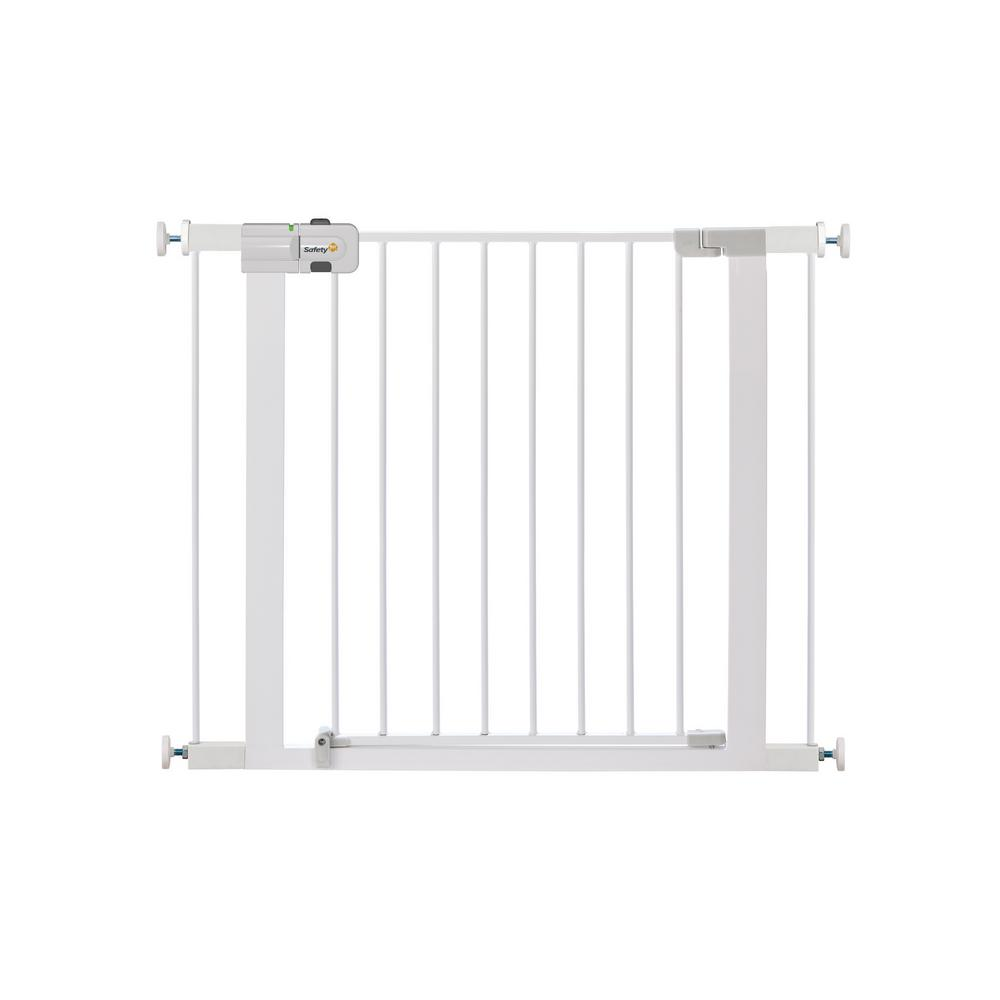 Safety 1st Easy Install Walk Thru Gate Value (2-Pack), White