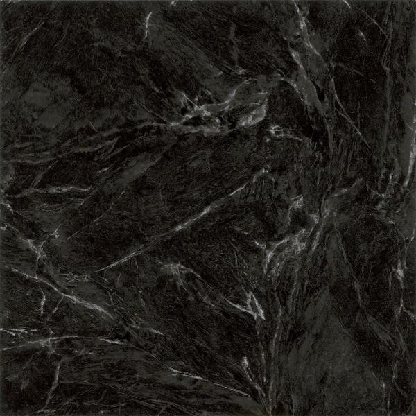Black Marble 12 in. x 12 in. Peel and Stick Vinyl Tile (30 sq. ft. / case)