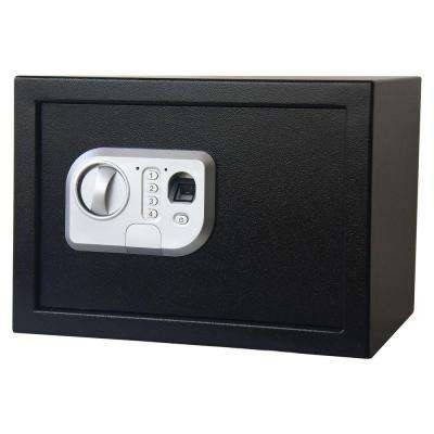 0.6 cu. ft. Fingerprint and Digital Lock Steel Safe