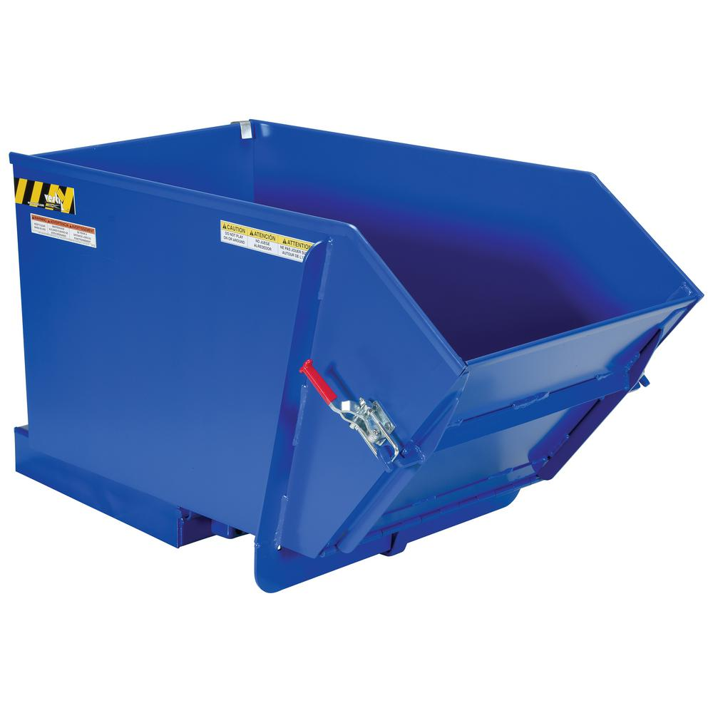 0.25 cu. yds. Light Duty Self-Dumping Hopper