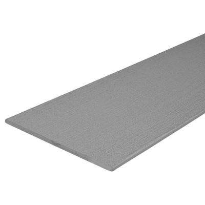 Paramount 1/2 in. x 11-3/4 in. x 12 ft. Mineral Capped Cellular Fascia PVC Decking Board (24-Pack)