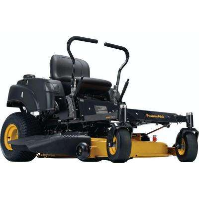 P46ZX 46 in. 22 HP Gas Zero Turn Riding Mower