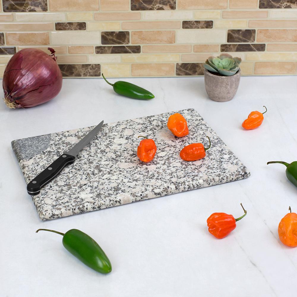 Home Basics Granite Cutting Board Cb45241 The Home Depot