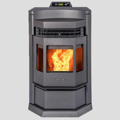 2800 sq. ft. EPA Certified Pellet Stove with 80 lb. Hopper and Programmable Thermostat