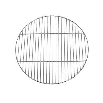 24 in. Chrome Plated Fire Pit Cooking Grate