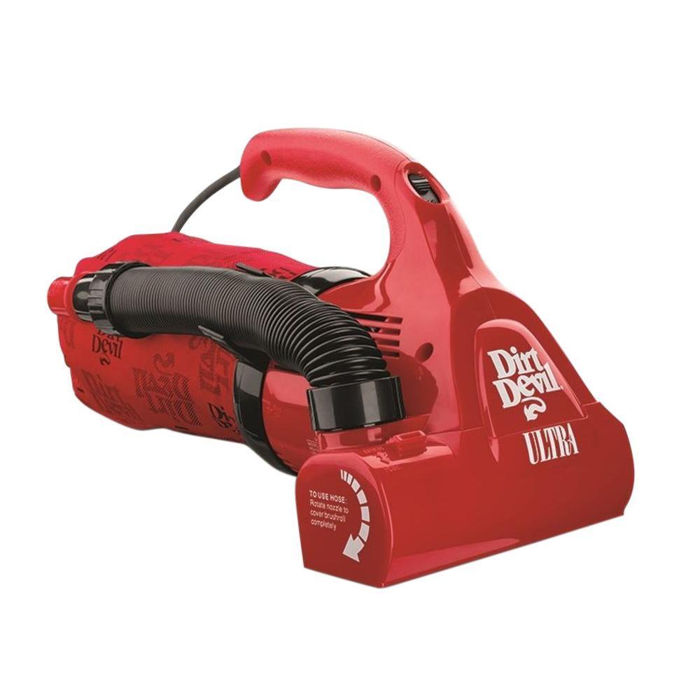 Ultra Corded Bagged Handheld Vacuum Cleaner