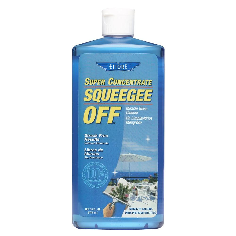 Squeegee Off Window Cleaning Soap