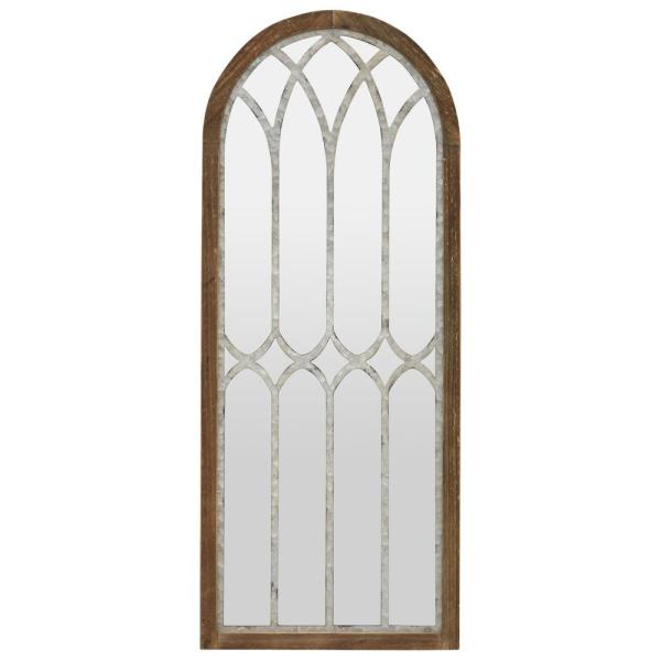 Three Hands Arched Window Wall Decor In