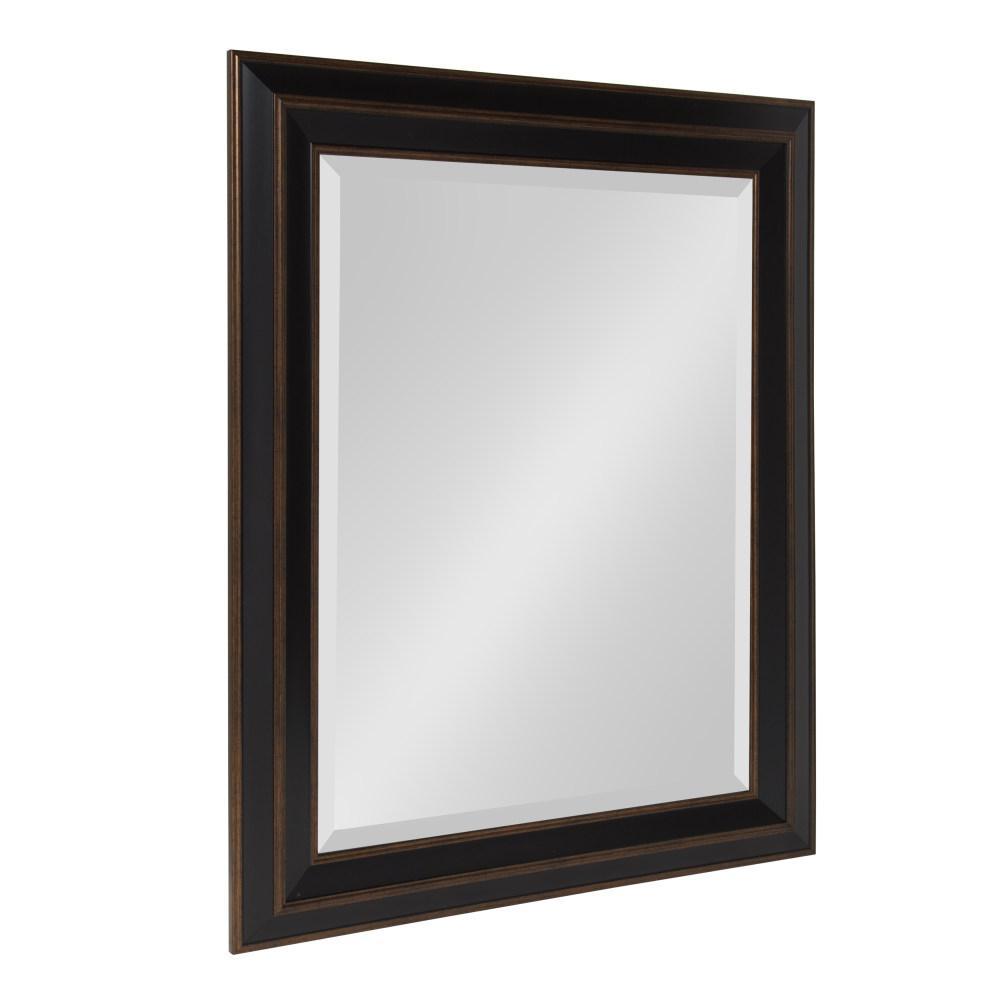 Whitley Rectangle Bronze Mirror