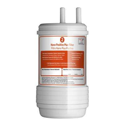 Replacement Filter for Water Purifier Models HWP2013W/HWP2012B