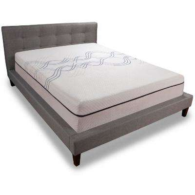 14 in. California King Memory Foam Mattress