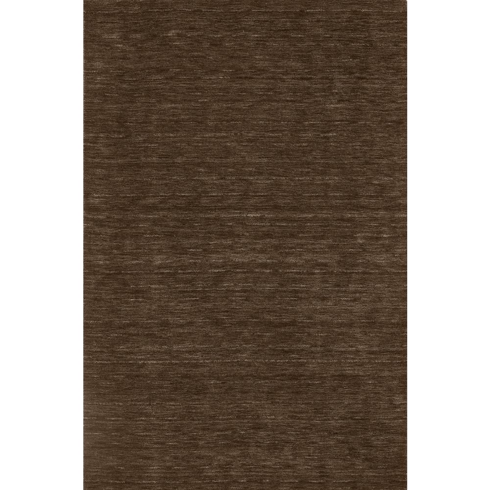 Corbett 1 Chocolate 5 ft. x 7 ft. 6 in. Area Rug