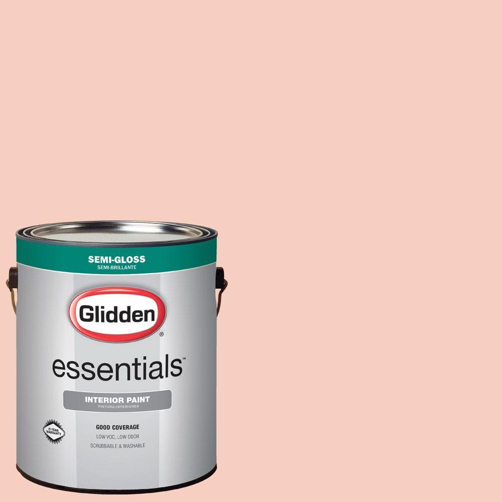 #HDGR57 Peach Daiquiri Semi Gloss Interior Paint