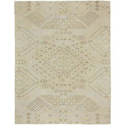 Cannae Barley 5 ft. 6 in. x 8 ft. 6 in. Area Rug