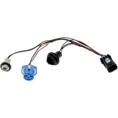 Wiring Harness With Bulb Sockets For Left Or Right Headlamp Assembly