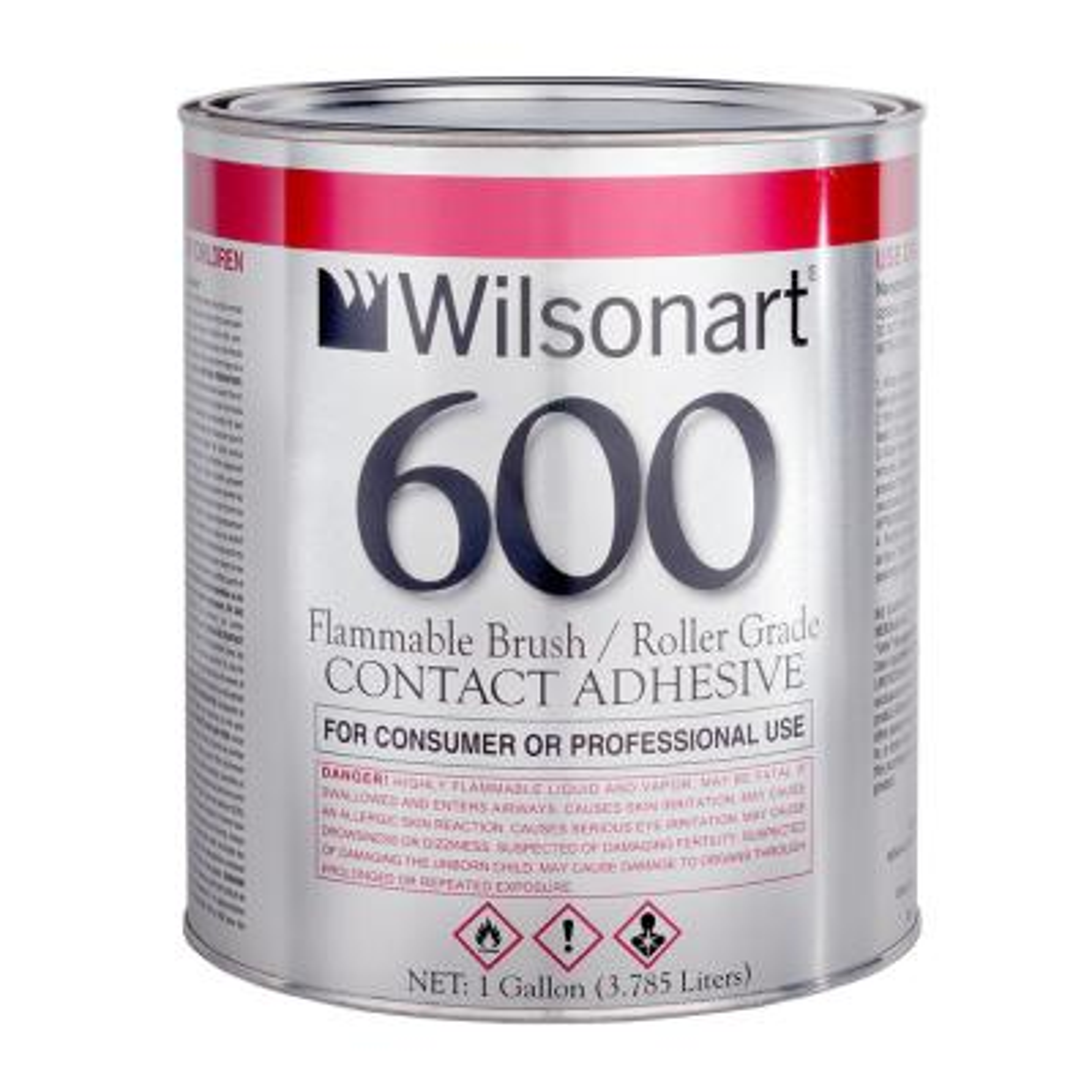 128 fl. oz. WA600 Consumer Brush/Roller Grade Contact Adhesive