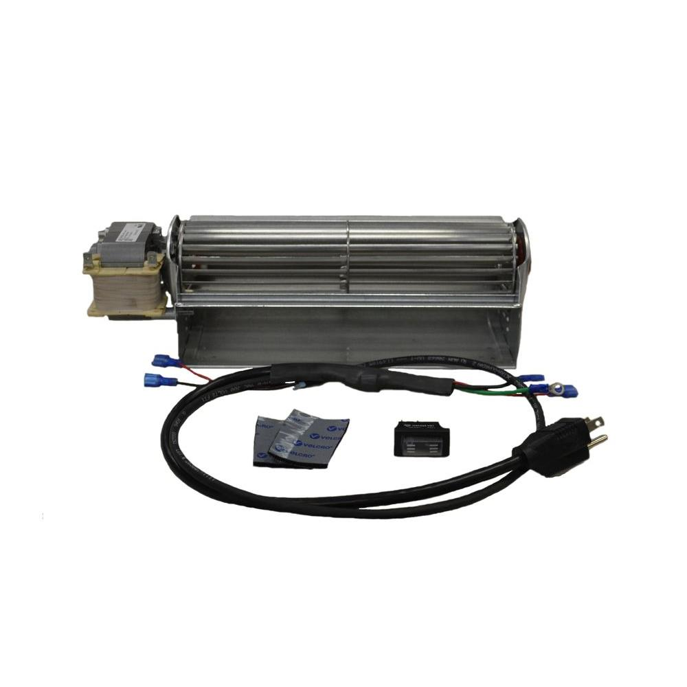 emberglow blower kit for vent free firebox models vfbc32 vfbc36