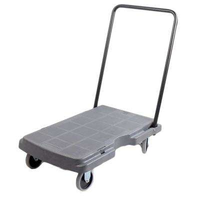 30 in. x 20 in. Polypropylene Dolly with Foldable Handle