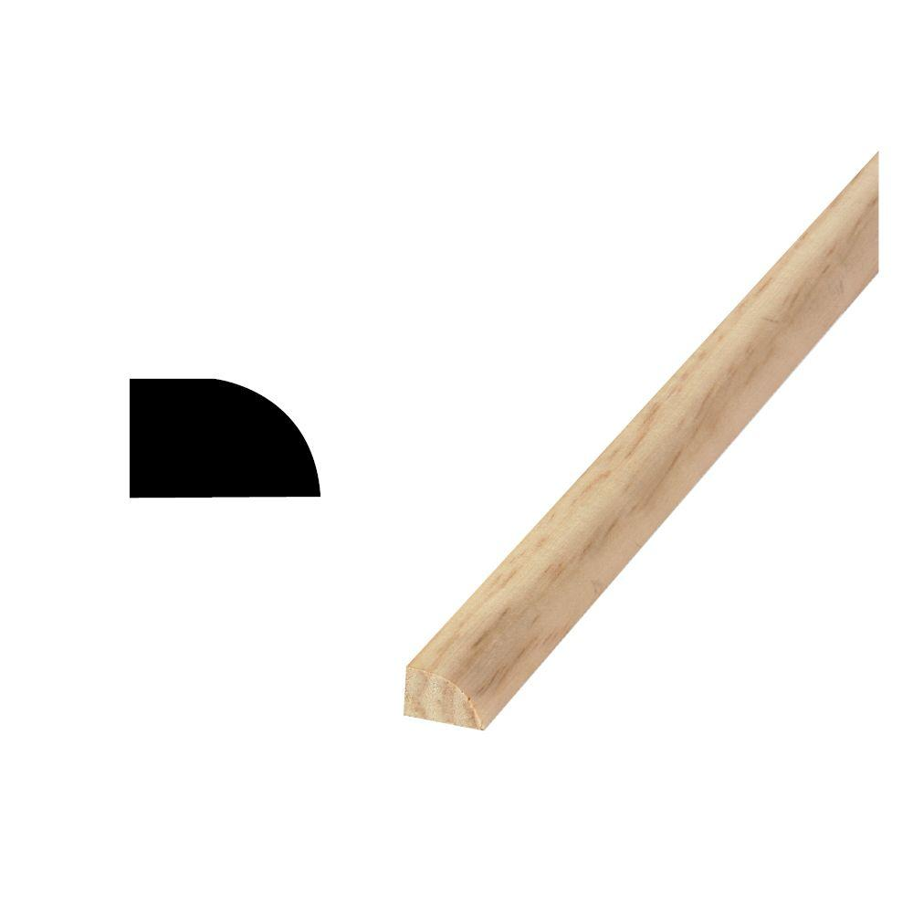 Woodgrain Millwork Wm 129 716 In X 1116 In X 96 In Solid Pine