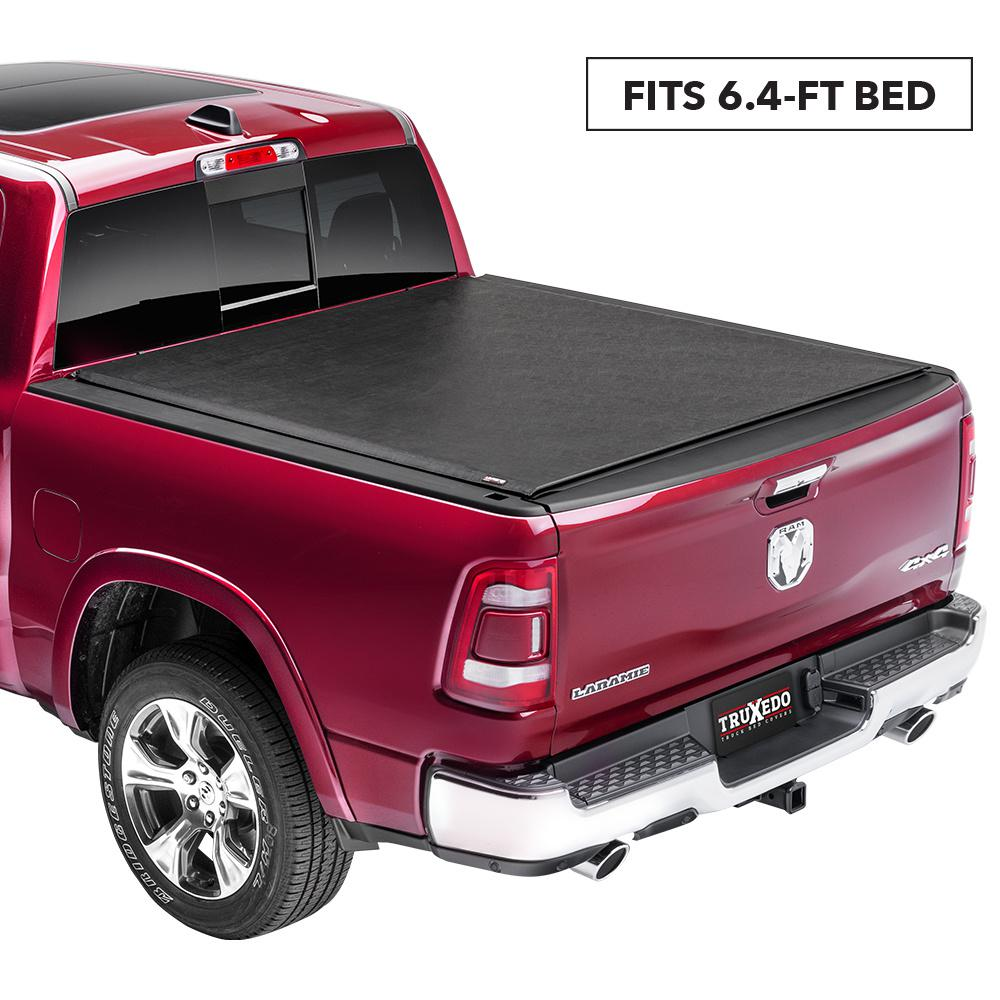 Truxedo Lo Pro Tonneau Cover 19 New Body Style Ram 1500 6 Ft 4 In Bed 586901 The Home Depot