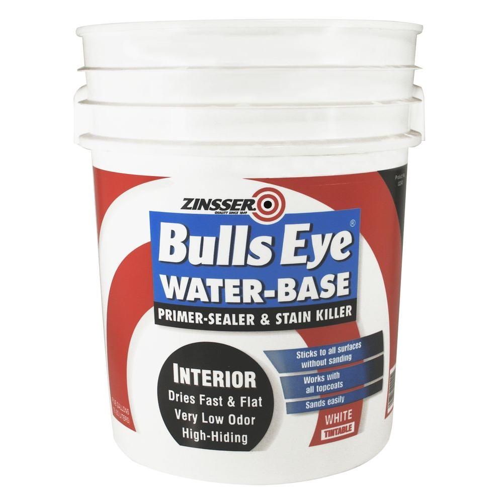 5-gal. Bulls Eye Water-Base Primer