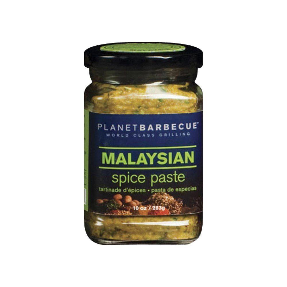 Steven Raichlen Planet Barbecue Malaysian Spice Paste