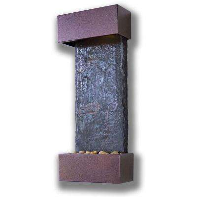 Small NSI Slate Nojoqui Falls Wall Fountain