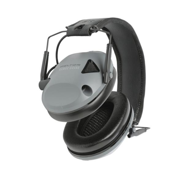 Peltor Sport RangeGuard Gray with Black Accents Earmuff