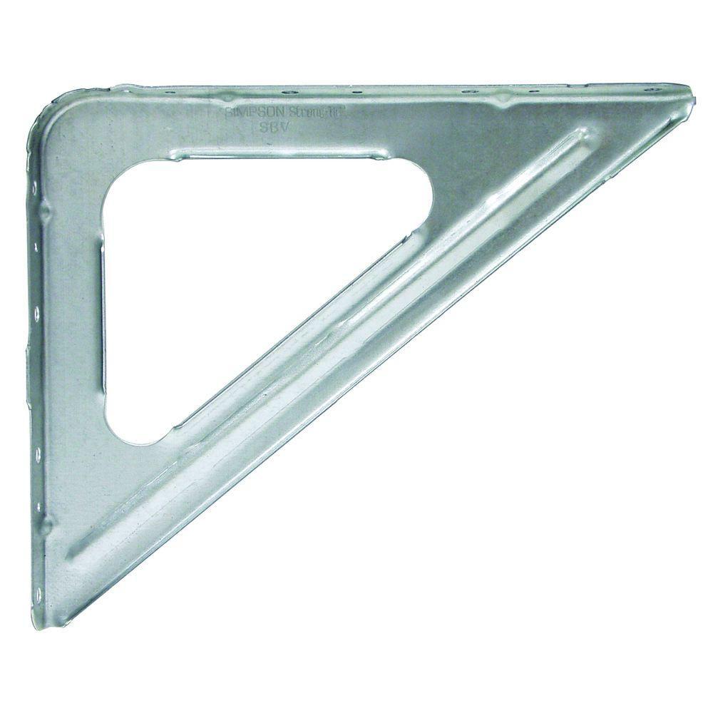16-Gauge Shelf Bracket