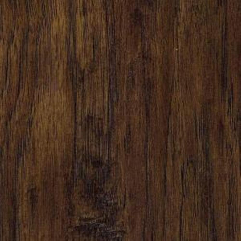 Trafficmaster Handsed Saratoga Hickory Laminate Flooring 5 In X 7 Take Home