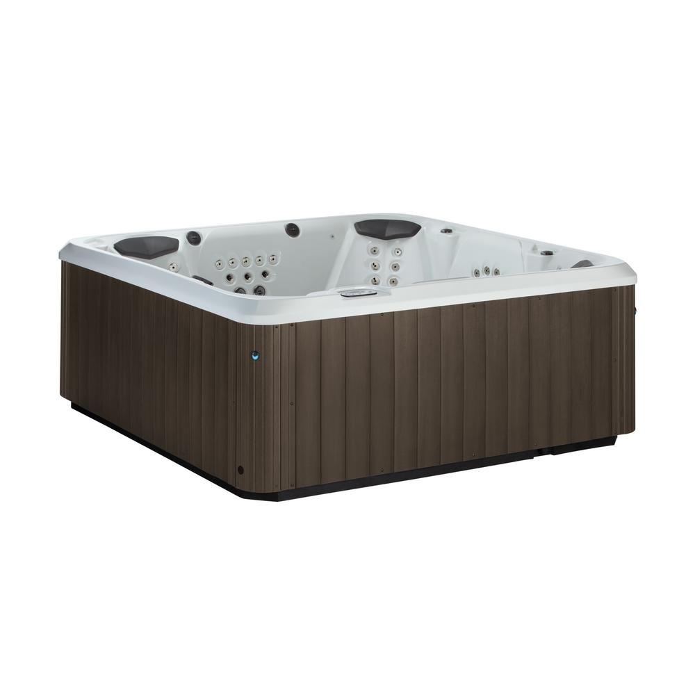 Lifesmart Carino 6-Person 96-Jet Spa with Bluetooth Sound System