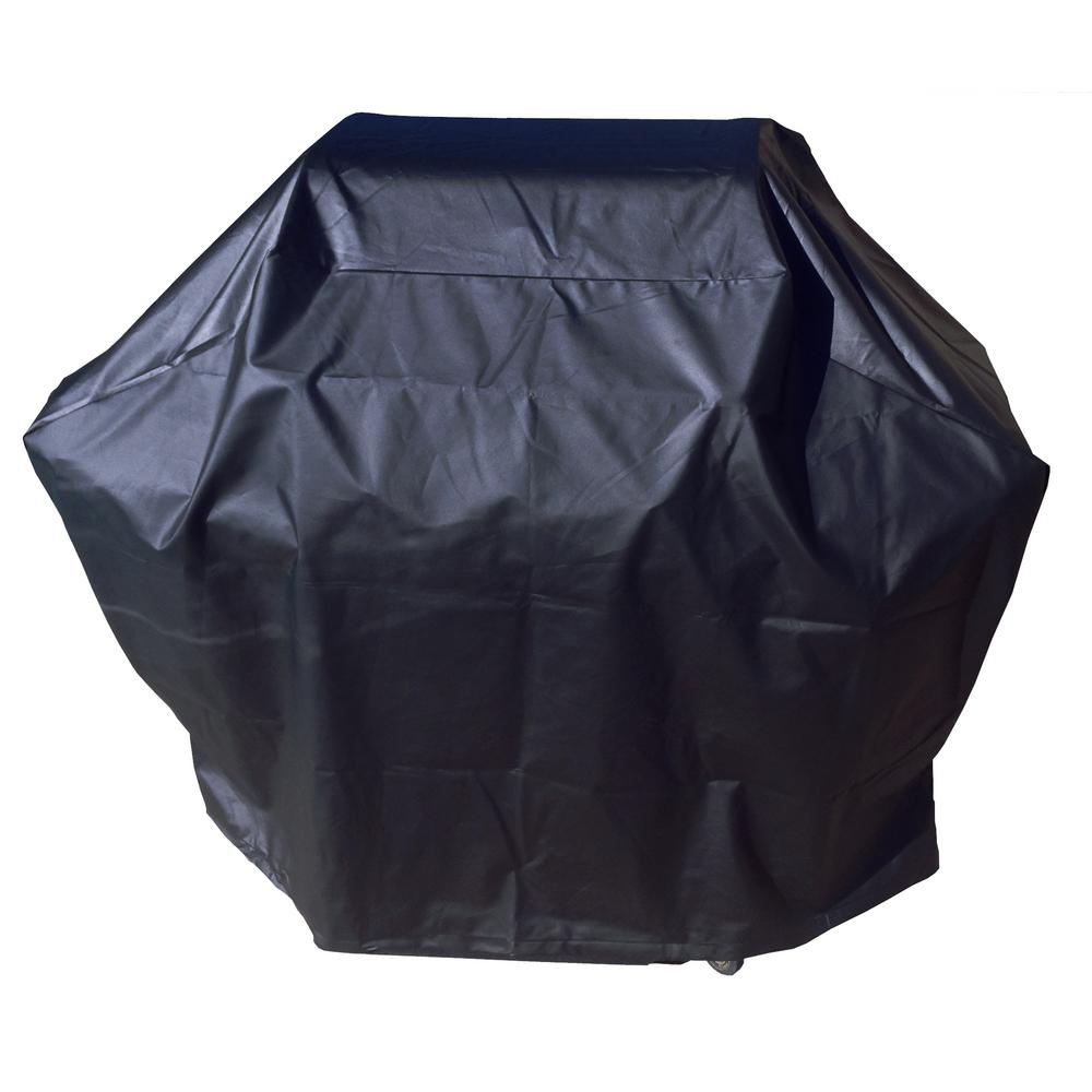 59 in. Polyester with PVC Coating Premium Grill Cover