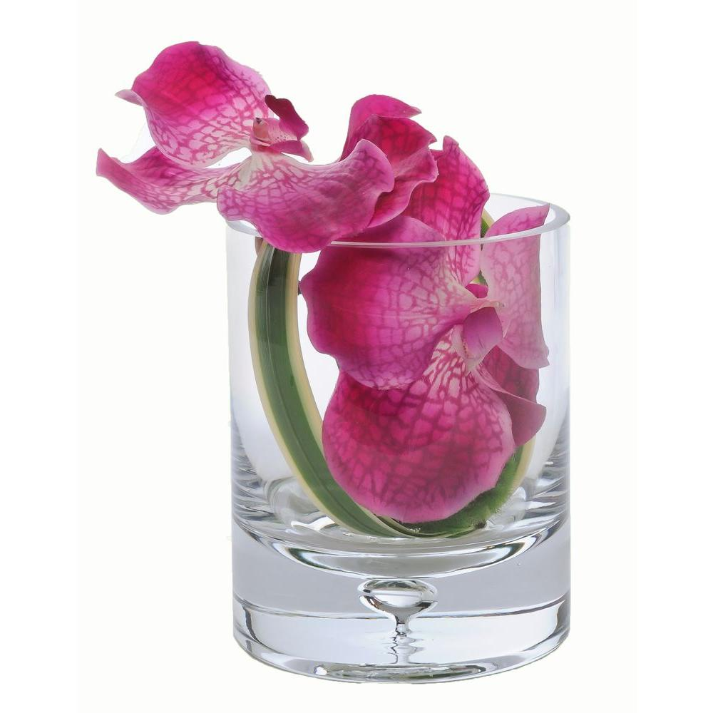 Artesia Designs Purple Vanda Orchid Arrangement