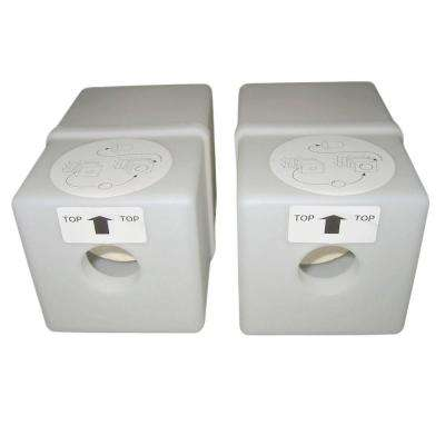 Express Toner Filter in White (2-Pack)