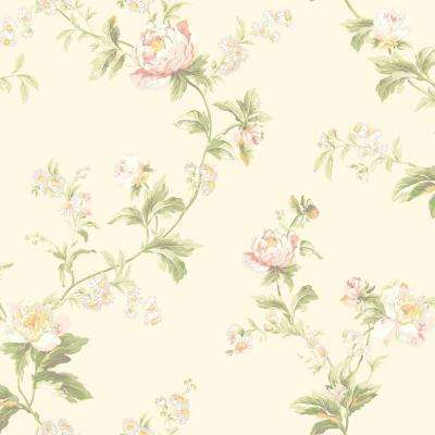 Waverly Classics Forever Yours Trail Wallpaper