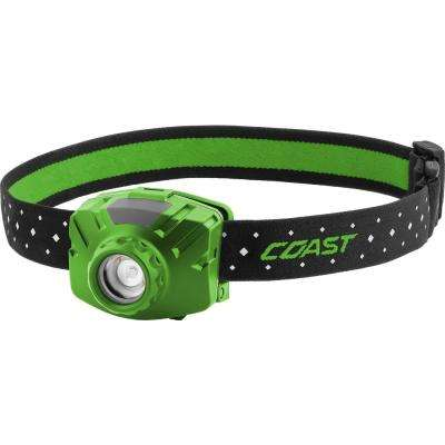 FL60R 450 Lumen Rechargeable LED Headlamp, Accessories Included