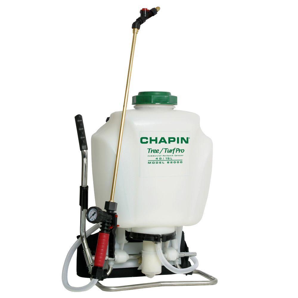 Chapin 4 Gal. Capacity Tree/Turf Pro Backpack Sprayer