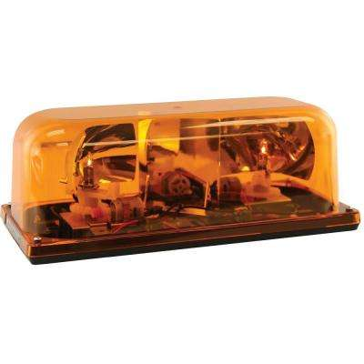 Permanent Mount Quartz Halogen Mini Light Bar