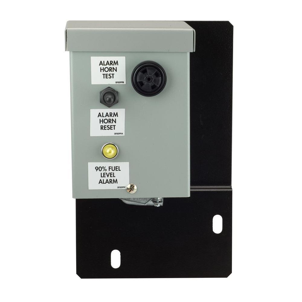 90% Fuel Level Alarm for Protector Diesel Generator