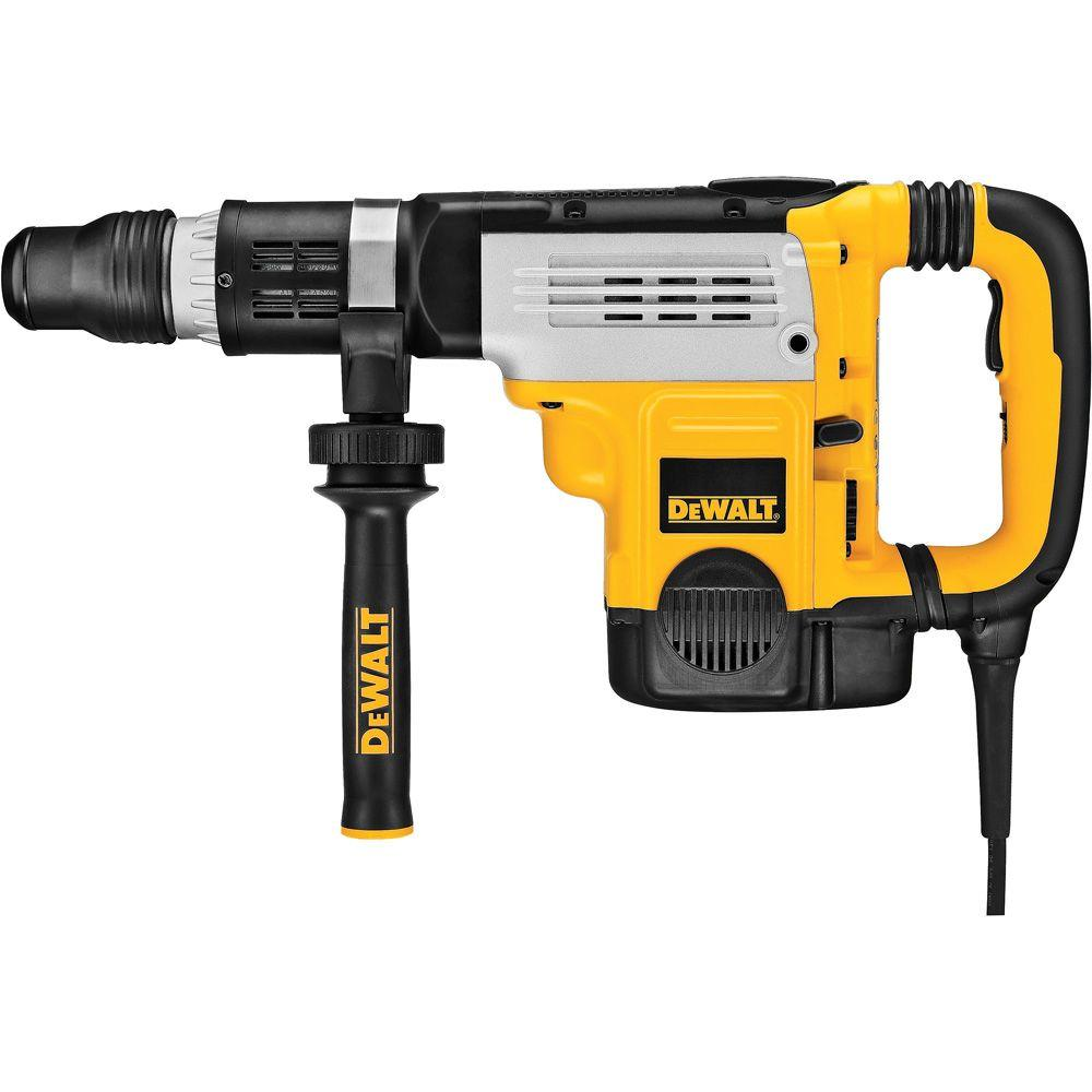 15 Amp 2 in. Corded SDS-max Combination Concrete/Masonry Rotary Hammer with