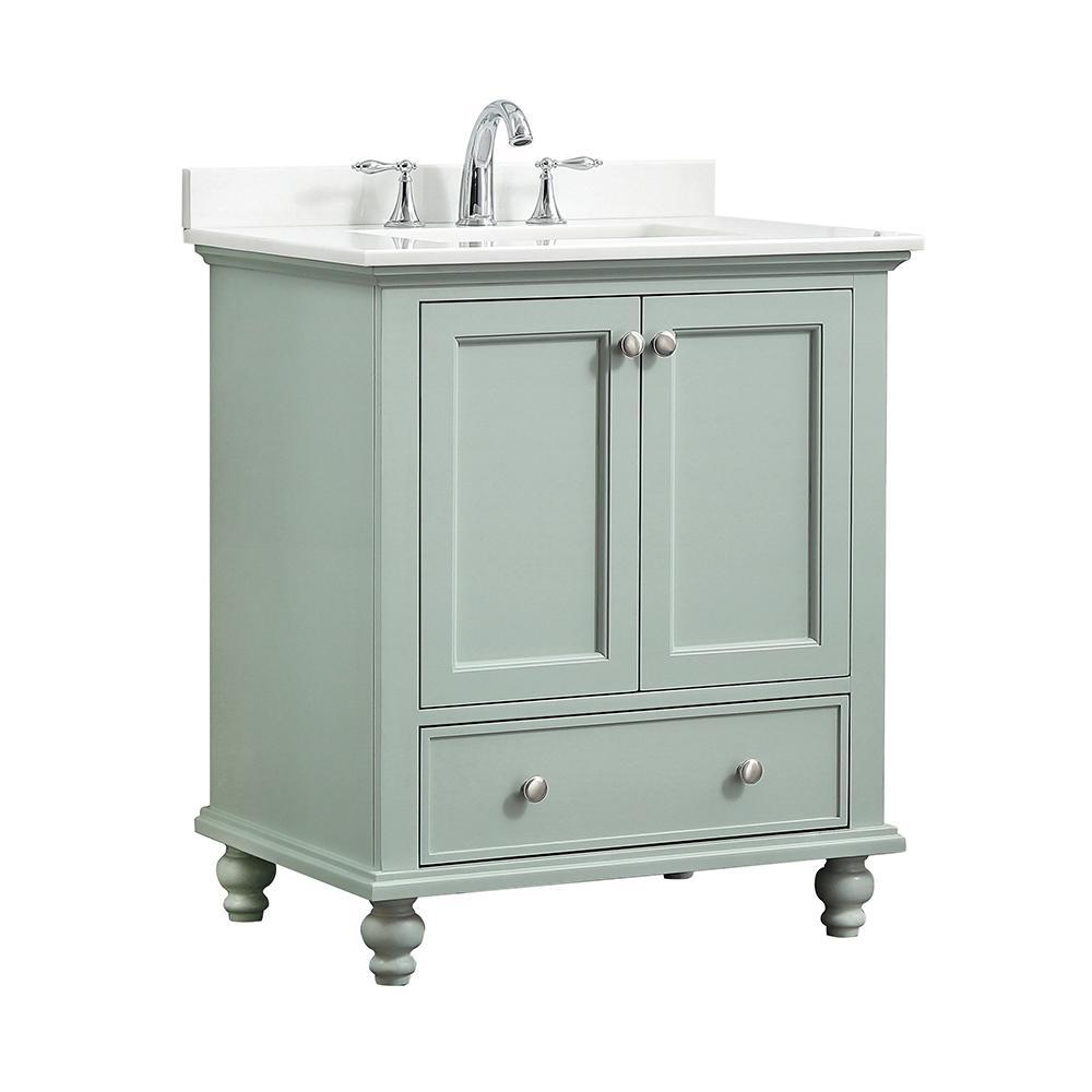 25 30 inch bathroom vanities rustic bathroom orillia 30 in 22 vanity in misty latte with marble 25 inch vanities beige bathroom bath the