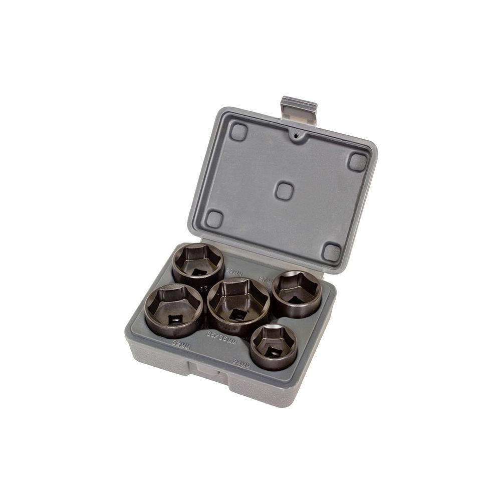 Filter Socket Set (5-Piece )