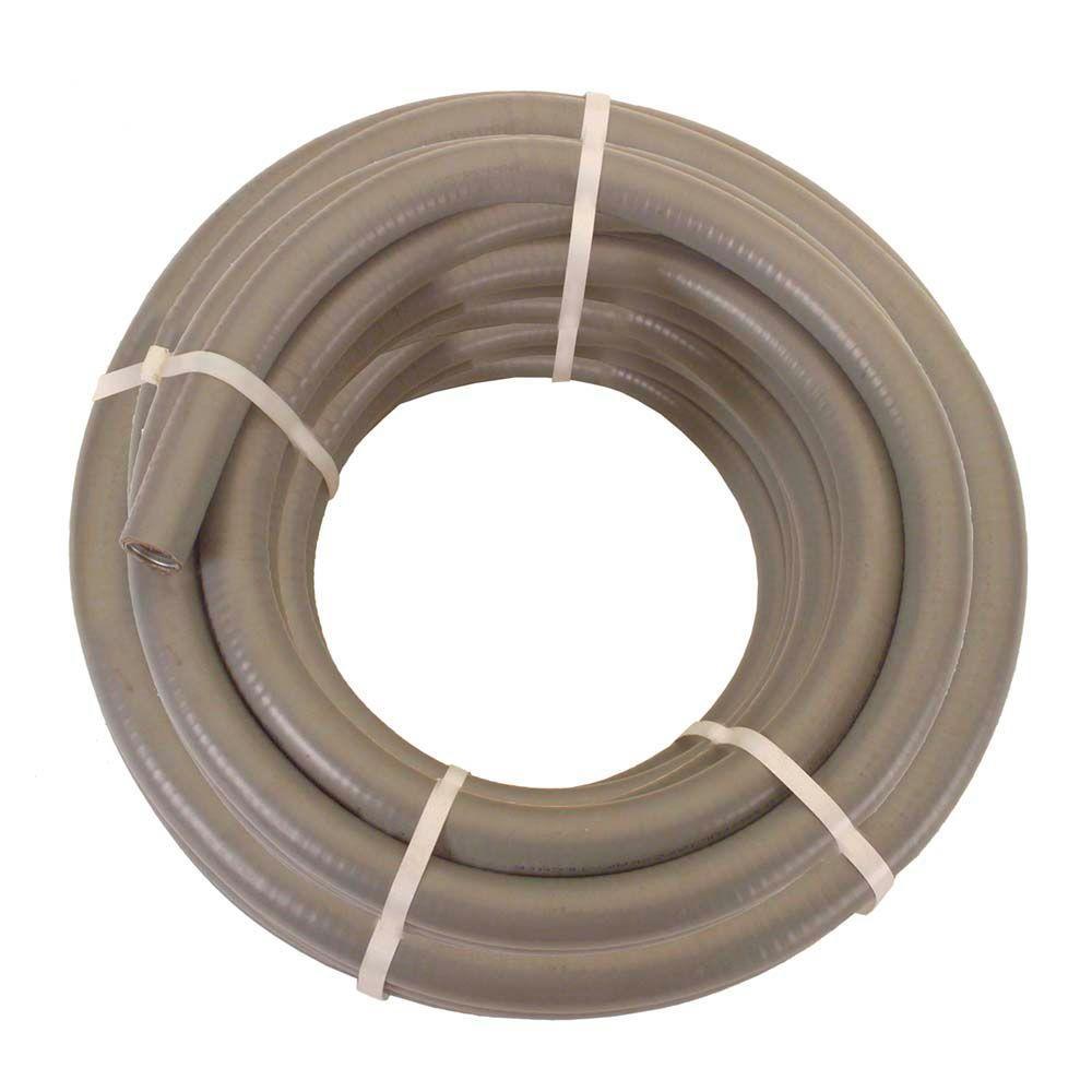 afc cable systems 1 2 x 100 ft liquidtight flexible steel conduit rh homedepot com Home Depot Conduit Bender Home Depot Conduit Pipe