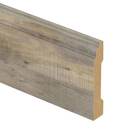 Parks Rapid Oak 9/16 in. Thick x 3-1/4 in. Wide x 94 in. length Laminate Base Molding
