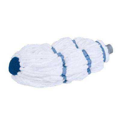 Microfiber Twist Mop Head with Ratchet Refill