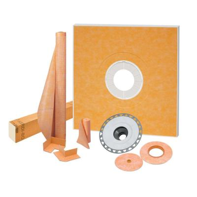 wedi Tub Surround Kit-US4000001 - The Home Depot