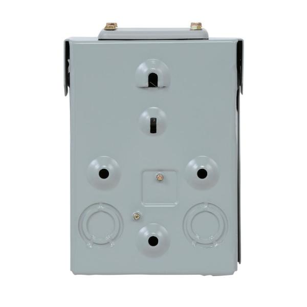 50 Amp Temporary Rv Power Outlet Midwest Electric Products Standard Receptacle